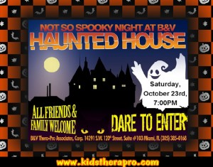 Haunted house caters to kids with special needs