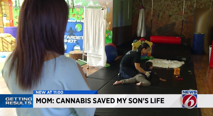 Medical marijuana: Mom shares son's medical journey to find treatment